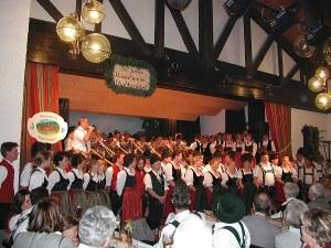 Das Festjahr 2006 ?50 Jahre Heimatverein Thalkirchdorf? Festakt zum 50-j?hrigen Jubil?um am 29.07.2006 im Festsaal.