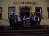 Ausflug des Heimatvereins mit der Jodlergruppe nach Worms im Frankenthal.